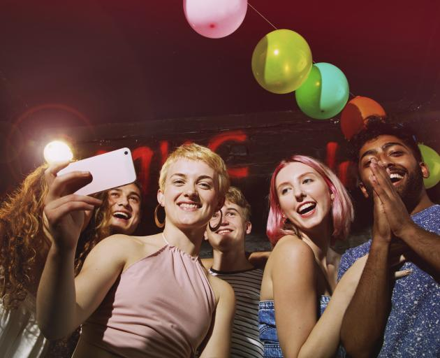 It is important to set some guidelines for your teen if they are going to or hosting a party. Photo: Getty.