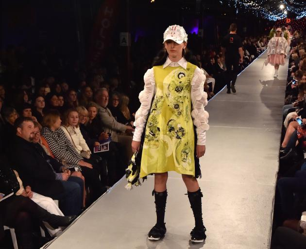 Dunedin Railway Station will no longer be the venue for the iD Fashion Show. Photo: Gregor Richardson