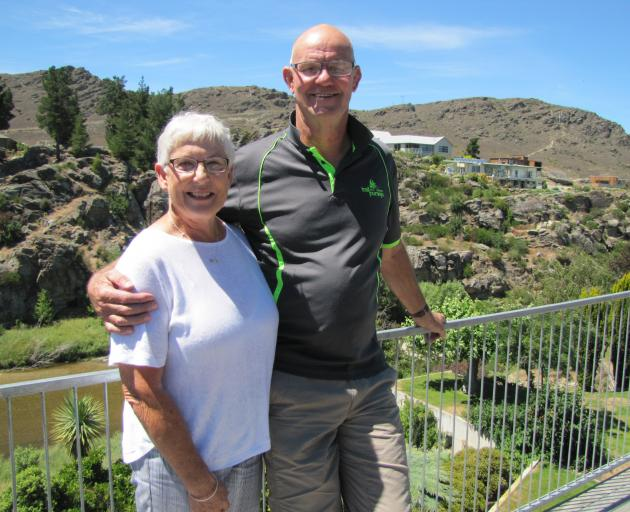Alexandra couple Neville and Barbara Grubb look forward to semi-retirement following the sale of the majority shareholding in their business, Trail Journeys, to international firm World Expeditions. Mr Grubb says he is confident the principled, sustainabl