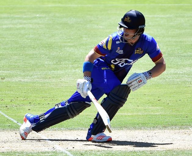 Otago opener Hamish Rutherford has been one of the better performed Volts batsmen but has still...