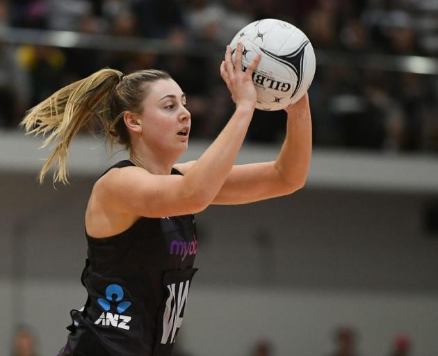 Gina Crampton was the biggest omission from the Silver Ferns' squad named today. Photo: Getty Images