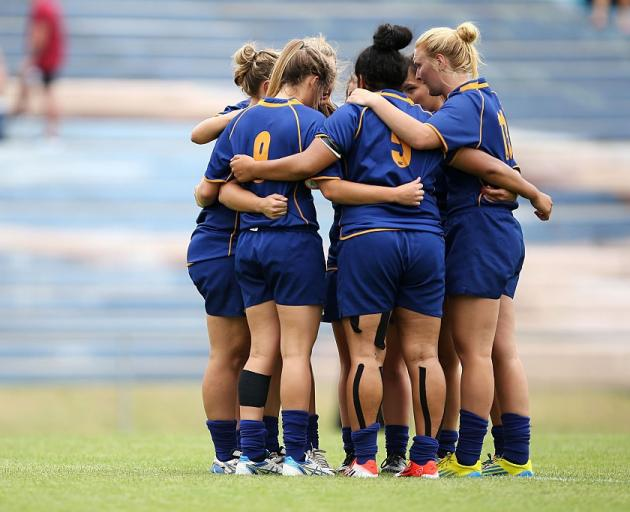 Getting to nationals will be the goal of the Otago women's sevens team, as the 2015 team ...
