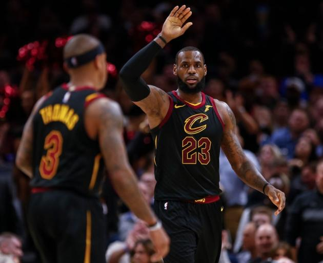 Cleveland Cavaliers forward LeBron James is on course to reach 30,000 career NBA points tonight....