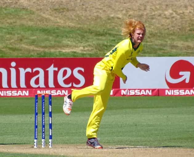 Australian leg-spinner Lloyd Pope humiliates England