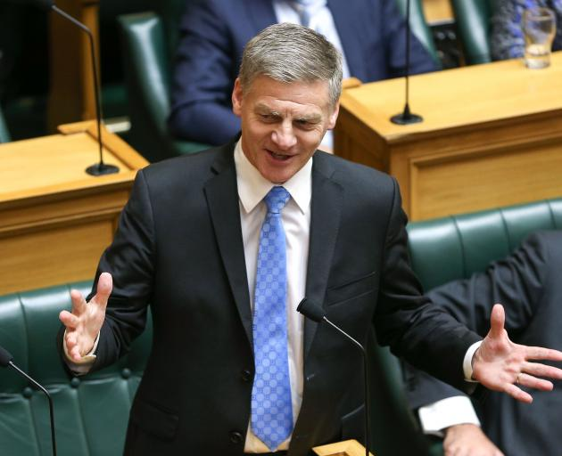 Former New Zealand Prime Minister Bill English quits politics