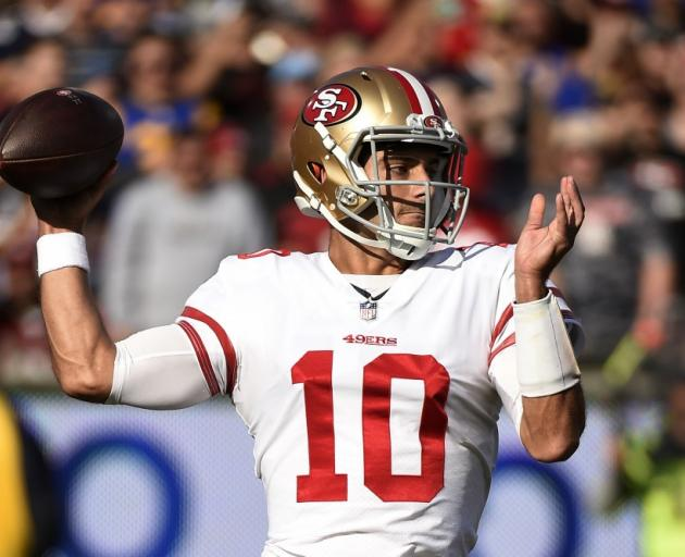 Jimmy Garoppolo's new deal with 49ers is largest in National Football League history