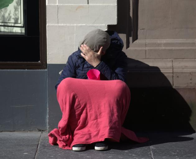 Homeless addicts are being used as guinea pigs for the testing of synthetic drugs. Photo: Getty