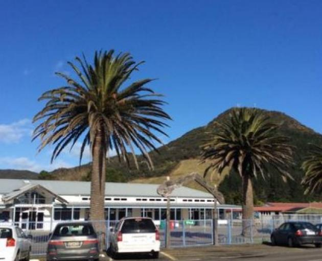 Ahipara School in Northland is in lockdown after 'multiple' shots fired at a nearby house. Photo:...
