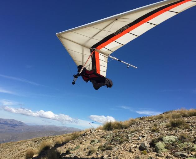 Christchurch Hang Glider Pilot Wins Cross Country Title Otago