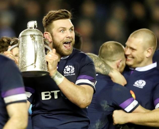 Watch the Calcutta Cup 2018 online for free