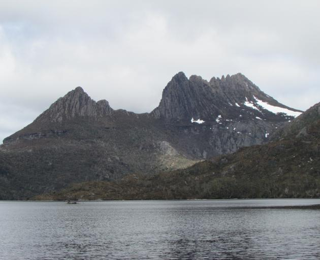 Cradle Mountain and the remote alpine area that surrounds it are a major attraction for visitors...