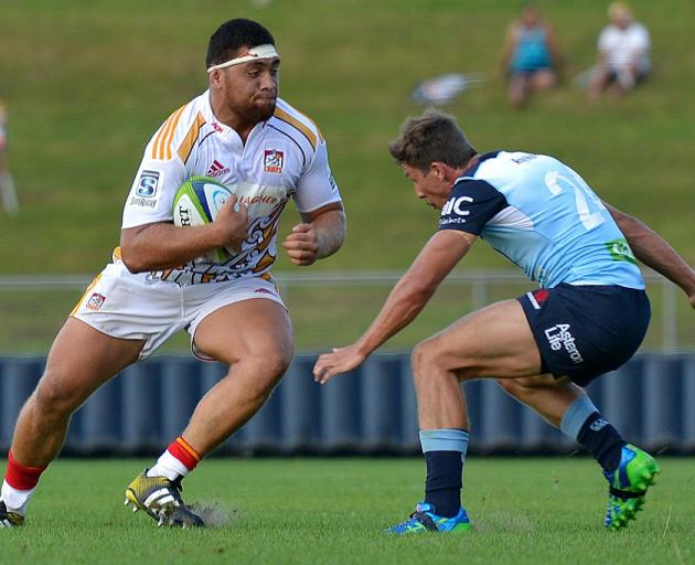 Chiefs prop Atu Moli will miss the rest of the Super Rugby season. Photo: Getty Images