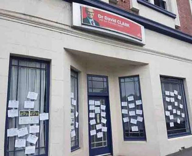 A group fighting for improved working conditions for midwives has bombarded the Health Minister's office with heartbreaking stories midwives face. Photo: Dear David, Aotearoa needs Midwives