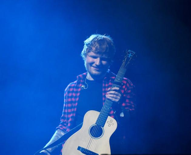Ed Sheeran's scene on medieval fantasy series, in which he plays a singing soldier who encounters...