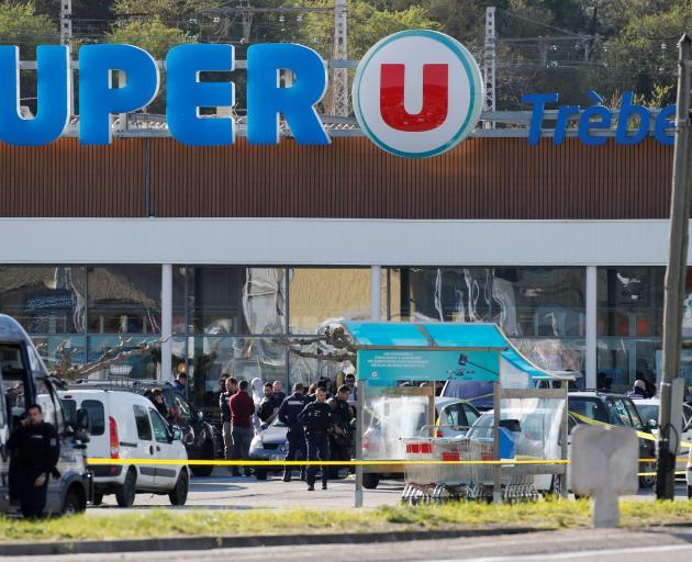 Gunman, 3 others dead in terror attack in France
