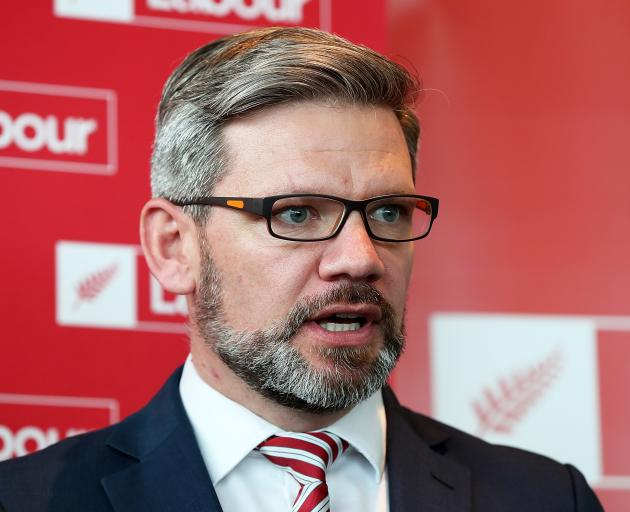 Workplace Relations Minister Iain Lees-Galloway says workers have not had a fair share of...