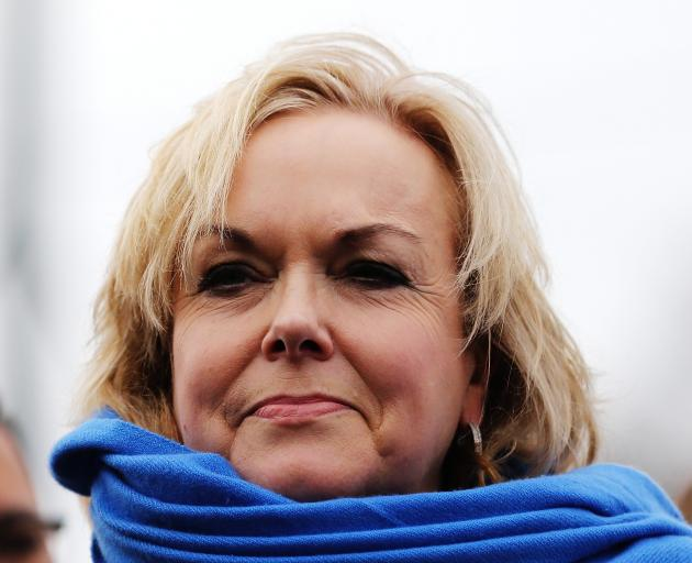 Judith Collins took to Twitter to rail against potential new taxes, something National Party...