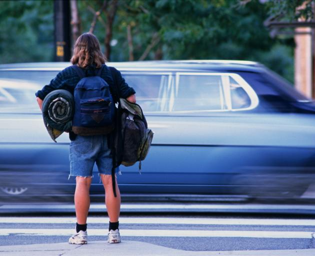 Dealing with a runaway teenager can be a fine balancing act. Photo: Getty Images