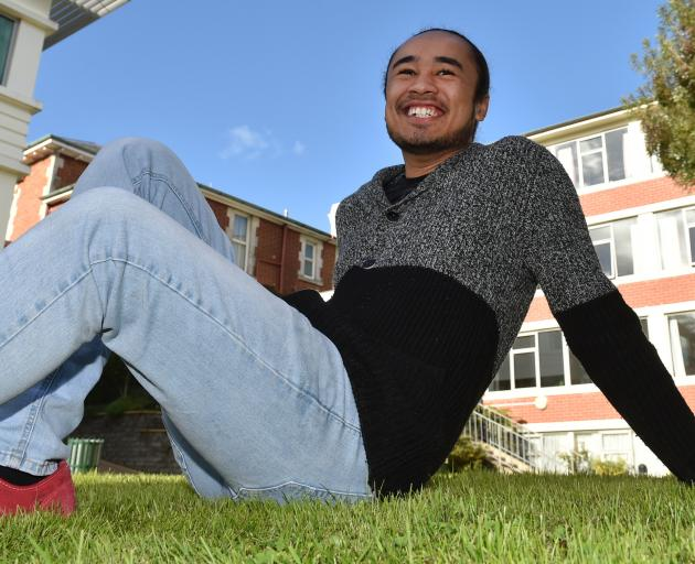 Rico Mita-Watene (18) is one of a number of new University of Otago students whose first language...
