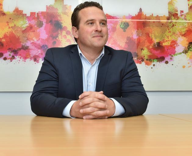 InvestaMatch chief executive Tim Oliver is excited about the launch of the start-up business....
