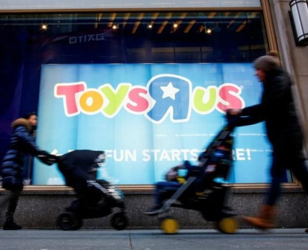 Toys 'R' Us, with roughly 33,000 full and part time US employees, was already in the process of closing one fifth of its stores as part of an attempt to emerge from one of the largest ever bankruptcies by a speciality retailer. Photo: Reuters