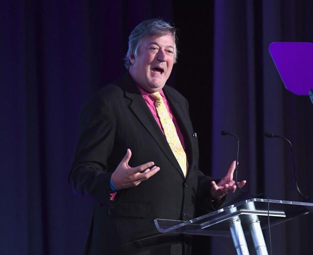 British actor Stephen Fry is unaware of 200 years of new thinking about God, says Ian Harris....