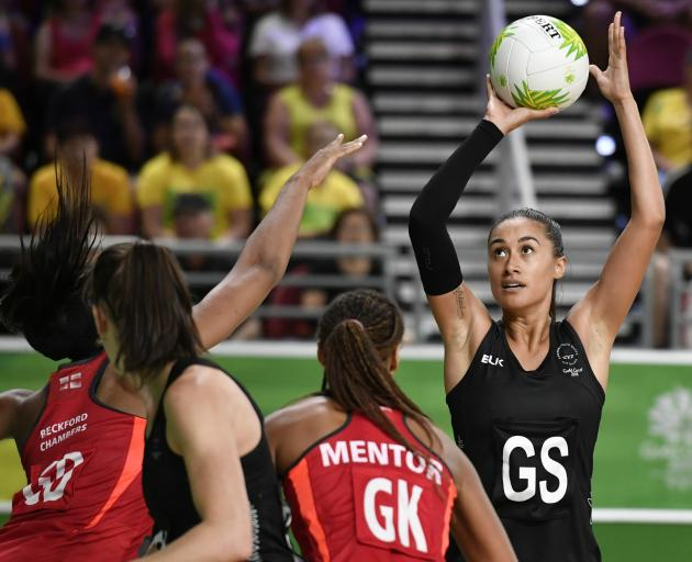The Silver Ferns have a tough task ahead of them, facing Australia in the semi-finals. Photo:...