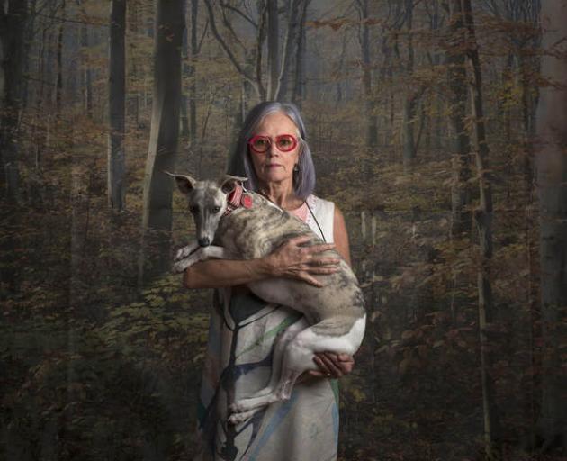 Ann and Juno. Photo: Justin Spiers via RNZ