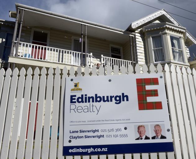 Otago real estate prices continue to rise. Photo: Gerard O'Brien