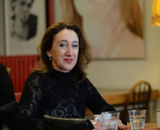 New Zealand ambassador to France and former Dunedin woman Jane Coombs says New Zealand has the opportunity to form closer links with France. Photo: Linda Robertson