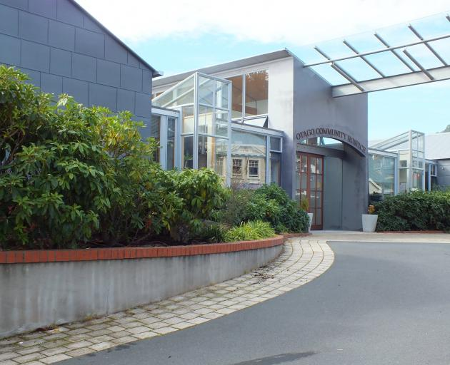 The Otago Community Hospice. Photo: ODT files