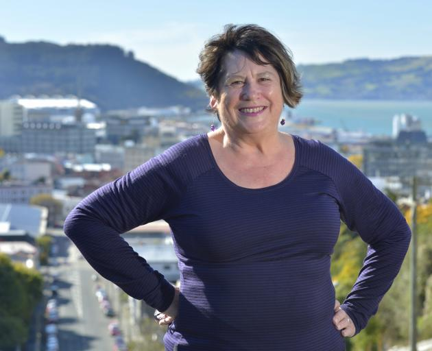 New poetry editor for The Weekend Mix, Diane Brown, says Dunedin is a poetry hot spot. Photo:...
