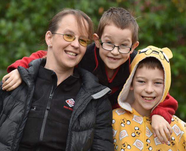 After three trips to the Stand children's services village in Roxburgh, Annette Churchill and her...