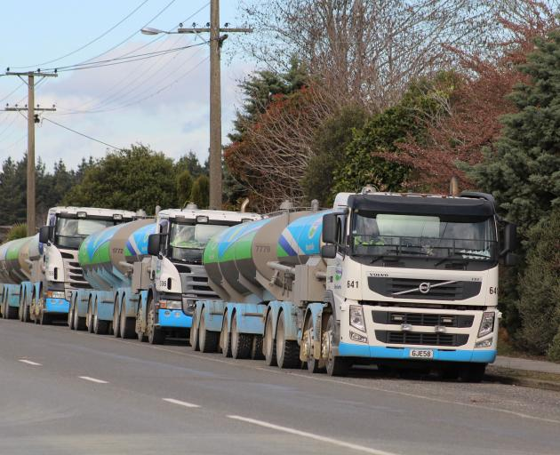NZTA's John Forbes says strong growth in dairy and expansions at the Fonterra site meant there...
