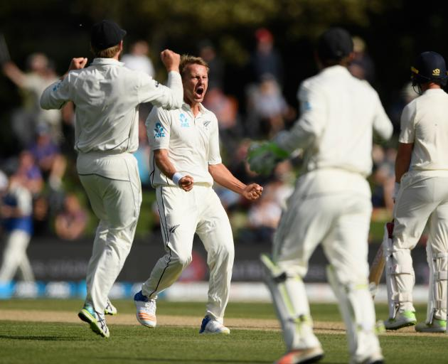 facd562d485 Black Caps to play Aust in Boxing Day Test