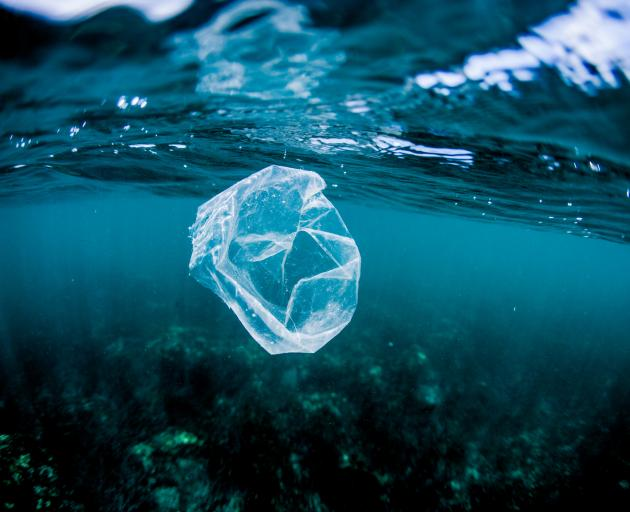 Eight million tonnes of plastic - bottles, packaging and other waste - are dumped into the ocean every year. Photo: Getty Images