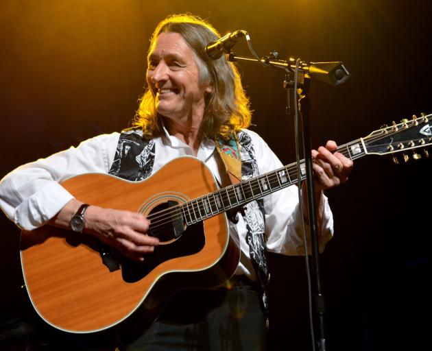 Hodgson is better known as one of the frontmen of English rock band Supertramp. Photo: supplied