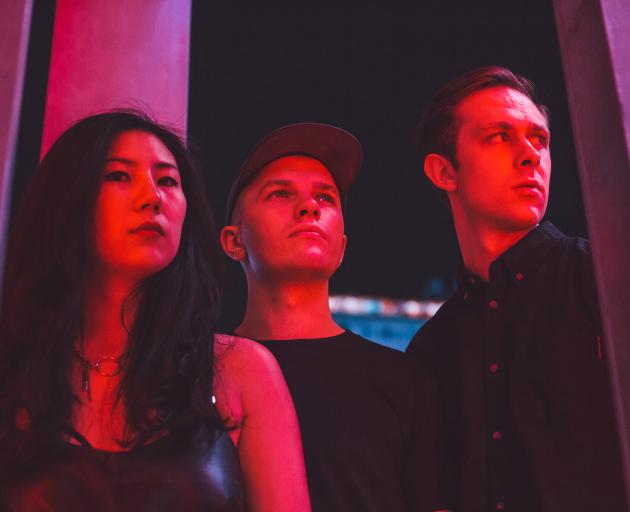 Auckland-based band Wax Chattels is playing at The Crown on Friday. Photo: Supplied