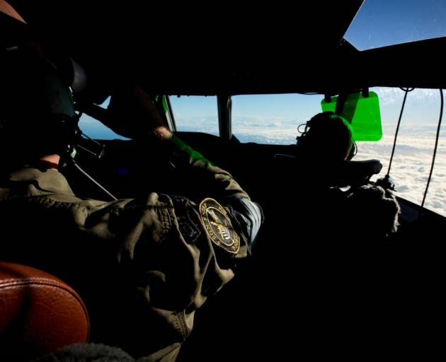 New Zealand authorities, including the air force, are increasing its surveillance of drug...
