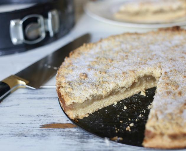 Apple Crumble Cake Otago Daily Times Online News