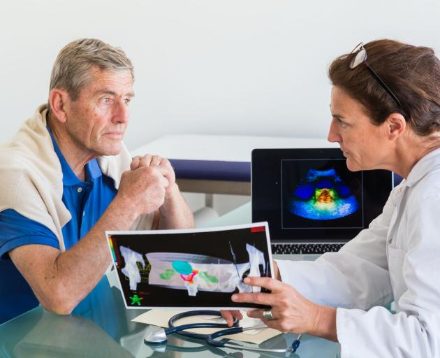 There is a concern that not all patients who could benefit from radiation oncology are being made...