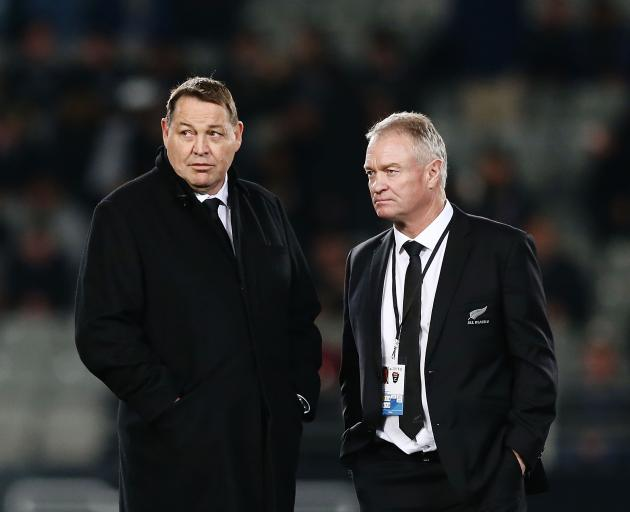 All Blacks coach Steve Hansen said he could understand if the French felt a little miffed by some...