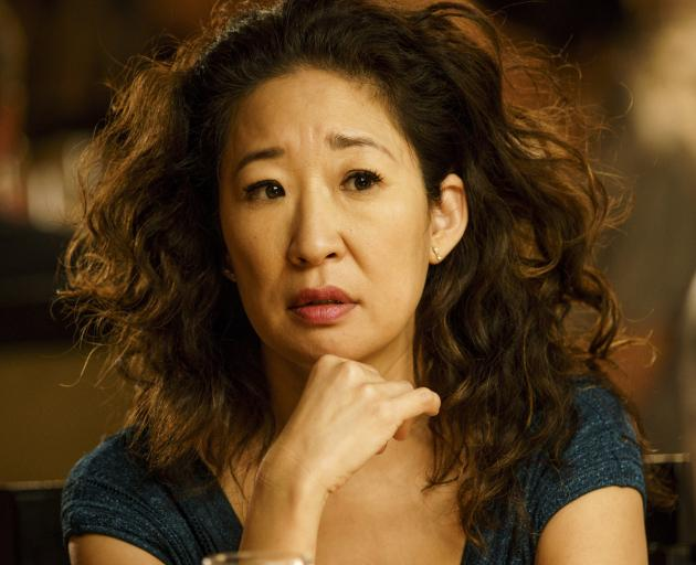 Sandra Oh in Killing Eve. Photos: Supplied