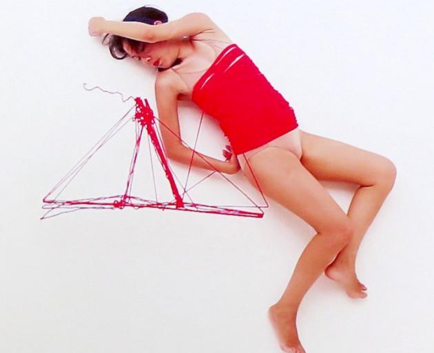 Untangled (video still), by Kawita Vatanajyankur