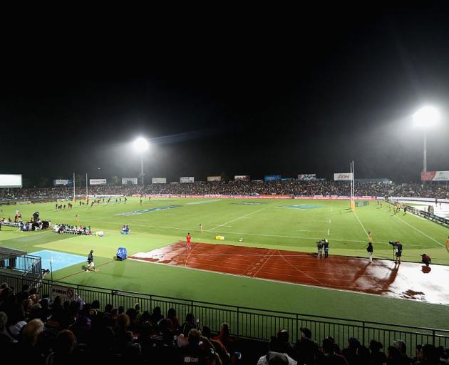 Suva has previously hosted two Super Rugby games. Photo: Getty Images