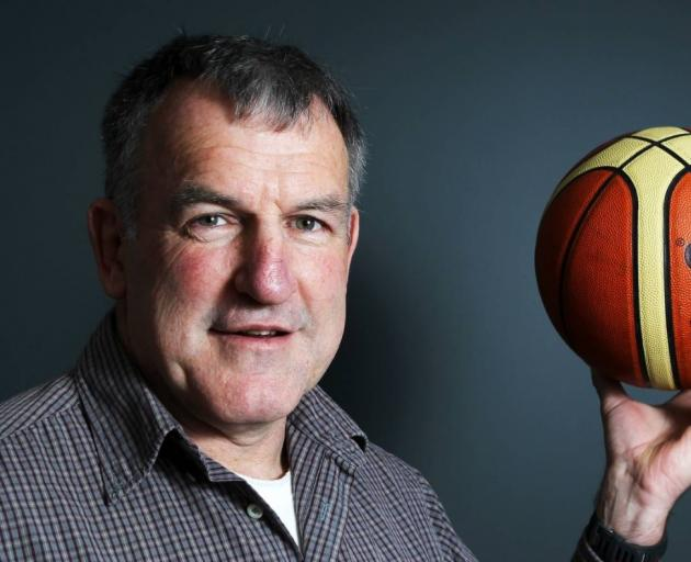 NBL chairman and BBNZ chief executive Iain Potter. Photo: NZME