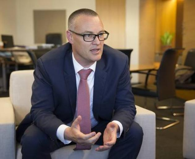 Health Minister David Clark is being urged to push ahead with reform. Photo: NZ Herald