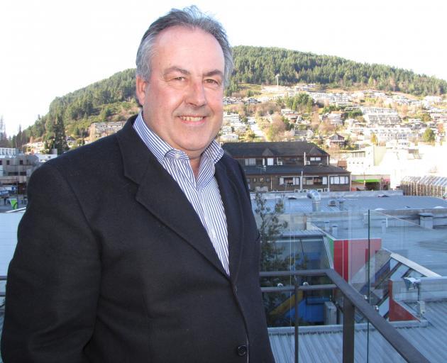 Queenstown lawyer Graeme Todd. Photo: ODT file