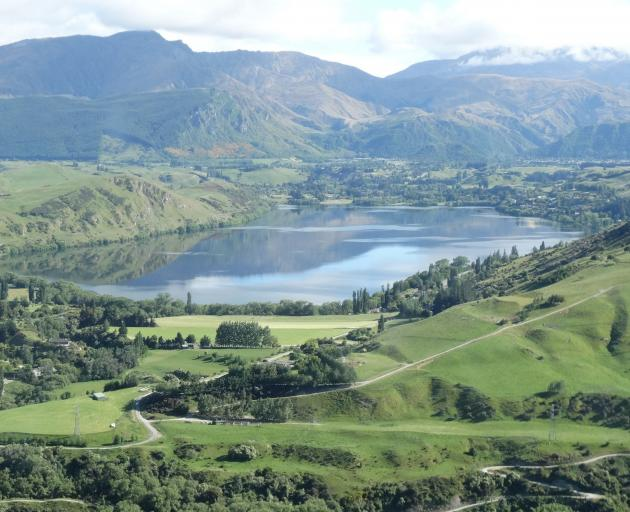 Lake Hayes has become the sink for sediment and nutrients from the lake's catchment, a concerned...