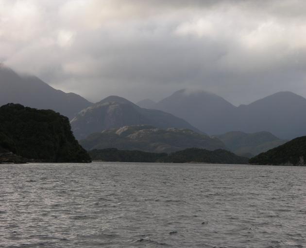 Resolution Island in Dusky Sound. Photo: ODT file